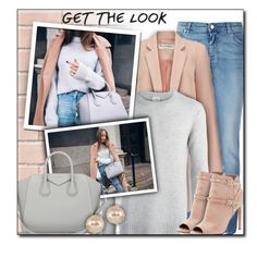 #611 - Get the Look by lilmissmegan on Polyvore featuring polyvore, fashion, style, Le Kasha, Miss Selfridge, Givenchy, Valentino, Carolee, clothing, GetTheLook, blogger and blogstyle