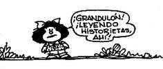 Tiras cómicas de Mafalda