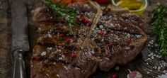Filet mignon, Porterhouse, Ribeye - reading these words, you realise that it's not an easy task to cook a good steak. Below, we explain how to select the Meat Steak, Porterhouse, Meat Recipes, Helpful Hints, Bbq, Good Food, Cooking, Tips, Meat Food