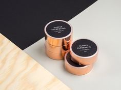 NEW KAMI Metallic Copper Tape by niconecozakkaya on Etsy