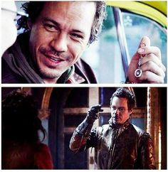 Neal & Emma's keychain