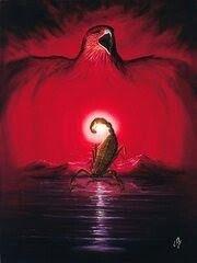 Phoenix & scorpio