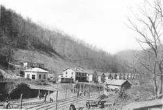 Town of Hemphill, abt. 1915