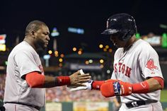 Predicting What the Boston Red Sox's Lineup Will Look Like Next Year - BLEACHER REPORT #RedSox, #Baseball, #Sport