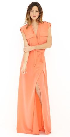 Hampton dress by Ali Ro. This would look great with wedges!