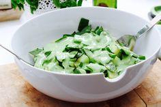 IMG_5899Grüner Kartoffelsalat (vegan)