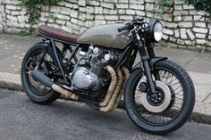 BRAT | GS750 by Robinson's Speed Shop