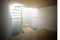 Mosaic House : Modern Residential Architecture by TNA of Japan Modern Residential Architecture, Interior Architecture, Japan Architecture, Micro House, Home Interior Design, Mosaic, House Design, Metal Welding, Luminous Flux