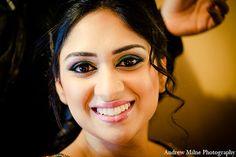 indian wedding bridal makeup sangeet http://maharaniweddings.com/gallery/photo/10207