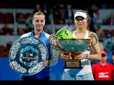 Sharapova VS Kvitova Highlight Beijing 2014 F