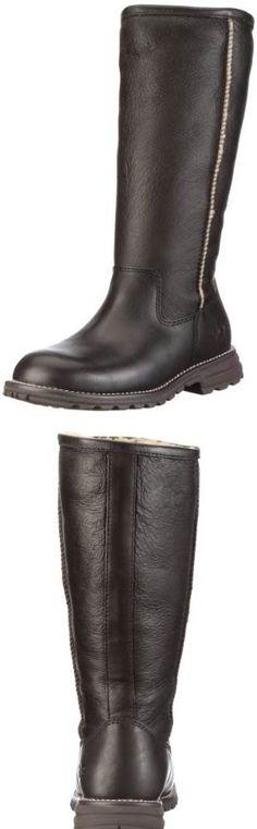 Take a Look:  UGG Australia Womens Brooks Tall Boot Black Size 9 #UGGAustralia Tall Boots, Black Boots, Ugg Australia, Riding Boots, Uggs, Take That, Shoes, Women, Fashion