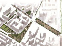 Progetto di Paesaggio Urbano , Bari, 2014