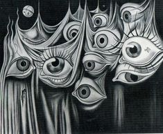 Dali s eyes Salvador Dali Gemälde, Salvador Dali Paintings, Steinmetz, Surrealism Painting, Artist Gallery, Eye Art, Art Design, Surreal Art, Famous Artists