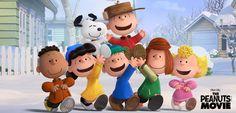 The Peanuts Movie | First Look | TEN30 Studios