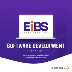 Let Simplify Your Work Through the Software. Software Development Service at EiBS Global. Feel free to reach us : Contact: 9894444710 / 04524242865