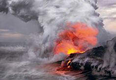 Went to Peter Lik's gallery in Vegas a few years back and fell in love with his photos. Check out his site: www.lik.com    #volcanoes #volcano
