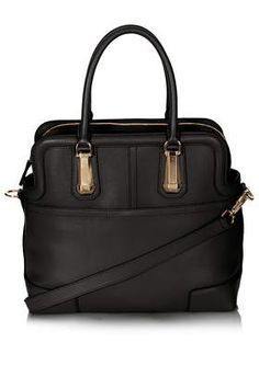 Icon Leather Doctor's Tote Bag - Bags & Wallets  - Bags & Accessories