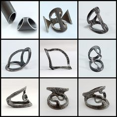 Saddle ring in progress | da Blind Spot Jewellery