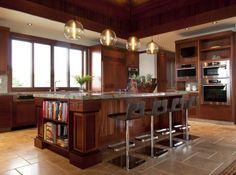 Contemporary cooking with a traditional flair. #design #msd #hawaii #kitchen