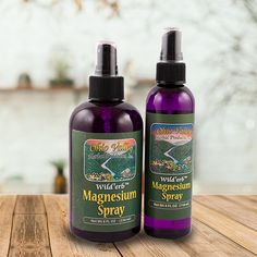Magnesium Spray Magnesium Spray, Herbalism, Shampoo, Personal Care, Bottle, Products, Herbal Medicine, Self Care, Personal Hygiene