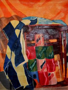 Acrylic Study 5 Tourism Management, American High School, Tourism Department, Framed Prints, Canvas Prints, Thessaloniki, Still Life, Greeting Cards, Study