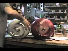 Tank Drum - YouTube - how to make a tank drum from a propane tank