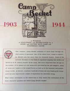 1944 development brochure - 1 of 6