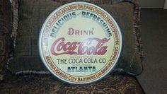 round coke-cola rare item