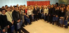 Telekom Srbija primio nove stručnjake sa javnog konkursa http://www.personalmag.rs/it/telekomunikacije/telekom-srbija-primio-nove-strucnjake-sa-javnog-konkursa/