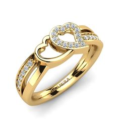Gold Chain Design, Gold Ring Designs, Gold Earrings Designs, Gold Jewellery Design, Mens Gold Rings, Gold Rings Jewelry, Heart Jewelry, Gold Gold, Couple Ring Design