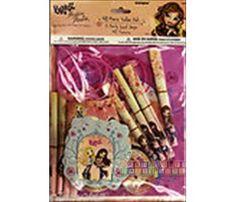 Bratz 48 Piece Favor Kit Hard To Find Party Supplies