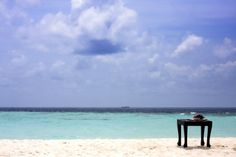 The Maldives: who could resist that?! Image by Piotr Bizior http://www.bizior.com/