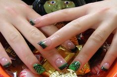 We're Already Excited For Halloween-Themed Nails