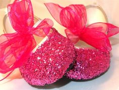 Twinkle Toes Sparkle Shoes for Girls