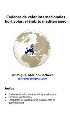 Cadenas de valor internacionales hortícolas: El ámbito mediterráneo - publicaciones.poscosecha.com
