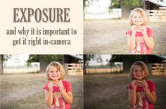 Getting exposure right in-camera and why it's important