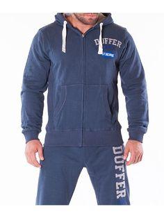 Trening barbati Duffer DSG bleumarin Athletic, Interior Design, Jackets, Fashion, Nest Design, Down Jackets, Moda, Athlete, Home Interior Design