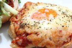 Falsarius Chef - Blog de cocina fácil y recetas para el día a día: HUEVO AL HORNO