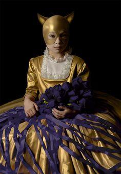 Adriana Duque / Baroque children
