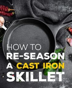 What are the do's and don'ts of using cast iron pans? We've got you covered: