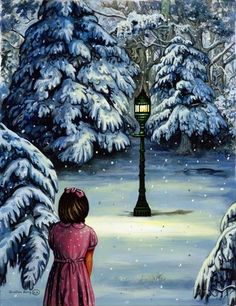 Narnia: the fantasy novel series that got me started on fantasy novels...