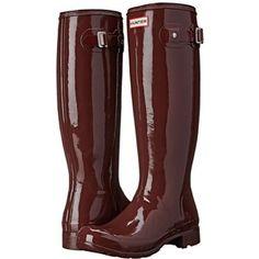 Hunter Original Tour Gloss Women's Rain Boots