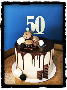 17 Best 50th Birthday Cakes For Men Images 50th Birthday