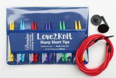 Love2Knit, Sharp Short Tips