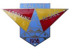 Rallye Lorraine Alsace devait avoir lieu du 24 au 26 juin 1955