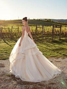 Courtesy of Eddy K Wedding Dresses; www.eddyk.com