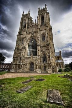 Beverley Minster - East Riding of Yorkshire (NY)