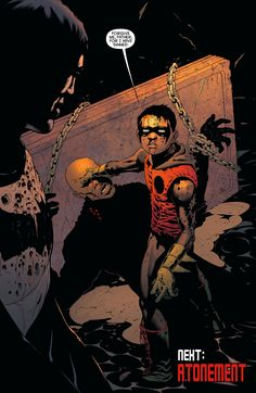 Batman and Robin (2011) Issue #7 - Read Batman and Robin (2011) Issue #7 comic online in high quality