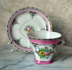 Teacup & Saucer Set