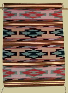 Navajo Blanket Patterns | Navajo Rug Weaver
